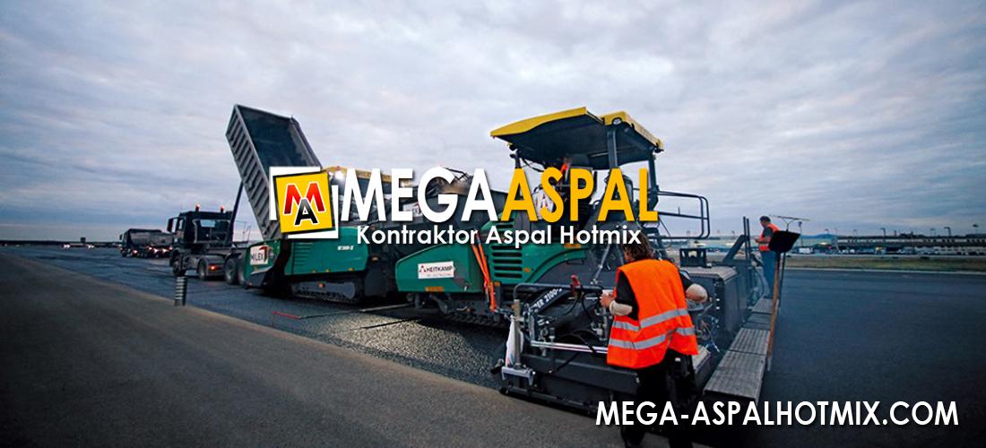 Proyek Mega Aspal Hotmix