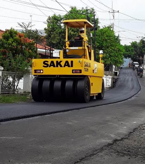 Jasa Pengaspalan Jalan Hotmix di Tegal, Brebes, Pemalang